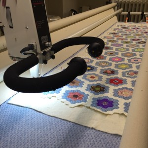 Un quilt nuovo per Milly