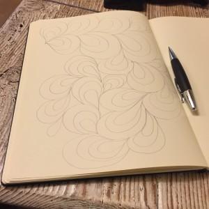 Provando dei disegni