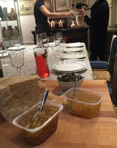 Cena a casa Marcucci